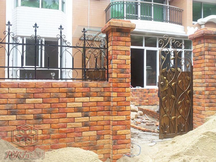 hot vente conomique mince faux brique placage pour pierre artificielle d coration murale dans. Black Bedroom Furniture Sets. Home Design Ideas
