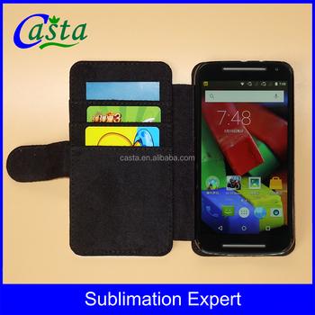 info for 3eec2 fb49e Wallet Leather Book Blank Sublimation Case For Motorola Moto G2 Wallet Flip  Cover Mobile Phone Case For Moto Glte - Buy Leather Mobile Phone Case,For  ...