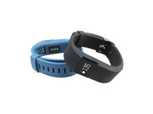 Smart Replacement Rubber Band With Clasps For Fitbit Flex Fit Bit Wireless Bracelet /No Tracker