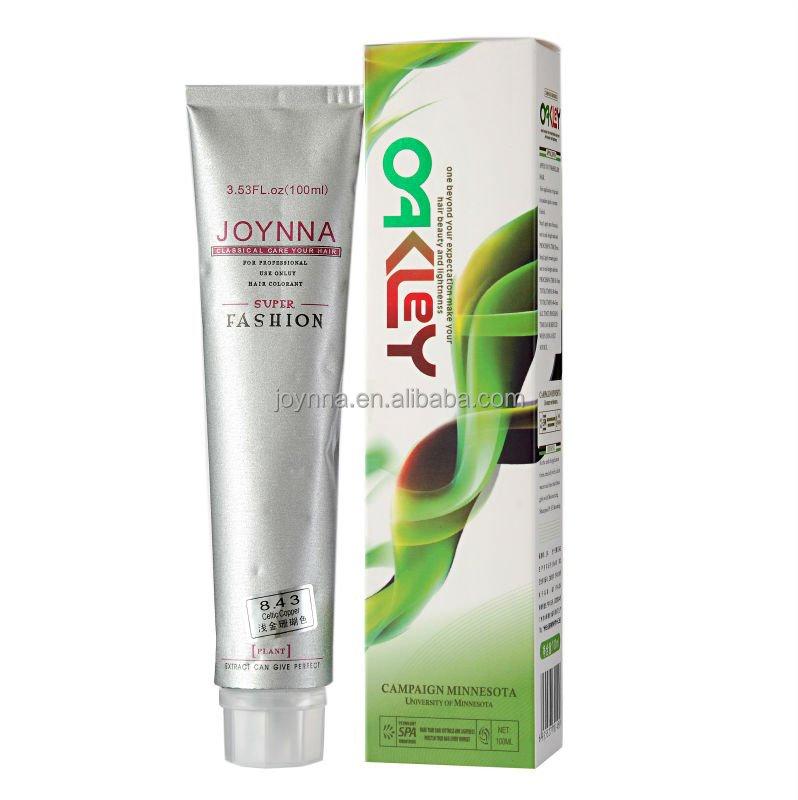 sans ammoniaque no ppd anti allergique permanente de cheveux couleur de la teinture - Coloration Sans Ppd