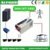 Acesum 12v 24v 48v solar power facts solar generator 110v 220v 230v 240v