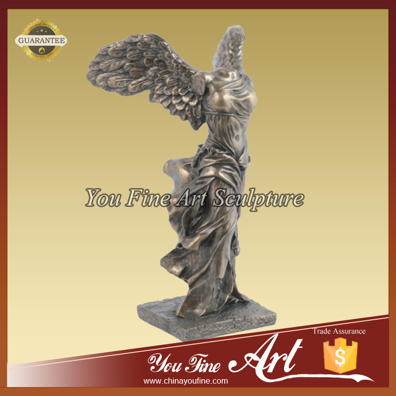 Famous Greek Figure Statue Bronze Winged Victory Statue