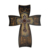Manufacturers creative design christian large wall catholic  cross wood