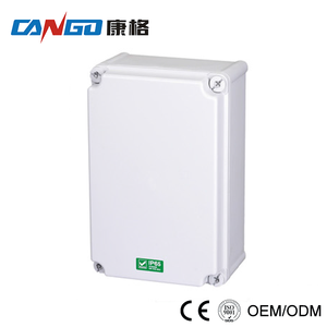 KG223415 Outdoor Wall Mount Waterproof PC Plastic Material Electric Box