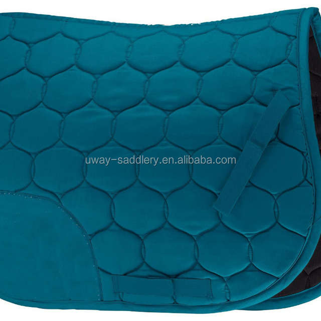 Cotton Quilted horse Saddle Pad
