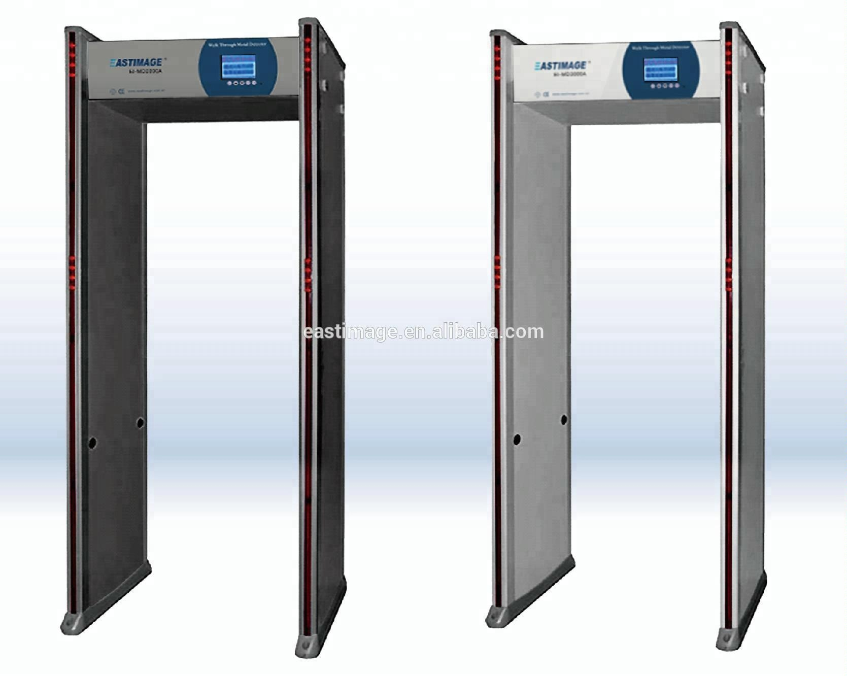 Walk through metal detector EI-MD3000A