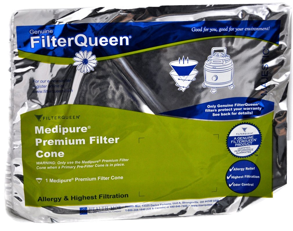 Filter Queen Majestic Medipure Cone Charcoal Filter