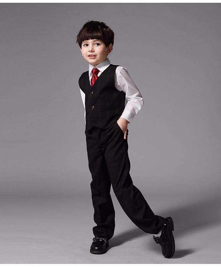 Hot Classical Design Fashion Elegant Suits Boys Wedding Suits ...