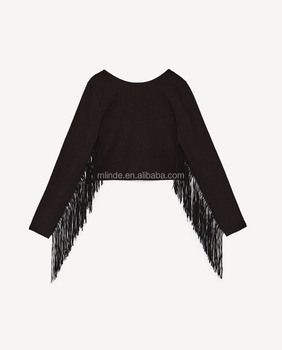 Sexy Tops for Women Fashon Long Sleeve Blouses Tops Cheap Wholesale Custom Made in China Shirt Model Tops for Women