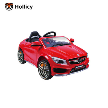 Mercedes Benz Cl45 Amg Licensed Kids Electric Battery Cars Baby 12v Toys Vehicle B