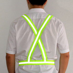 2019 NEW selling reflective police quality vest for traffic safety