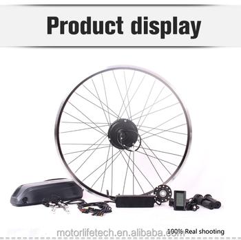 motorlife oem bionx electric bicycle hub motor conversion kit with