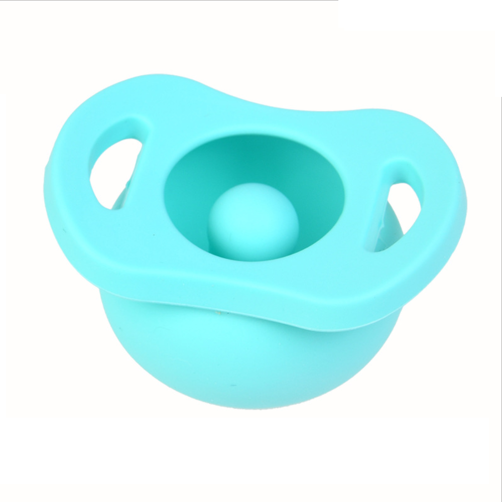 Commerci all'ingrosso FDA Food Grade Silicone Baby Retrattile Clip Ciuccio