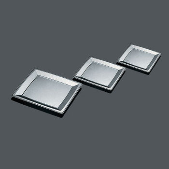 Party Wedding Plate/square Disposable Dinner Plate/plastic Plates ...
