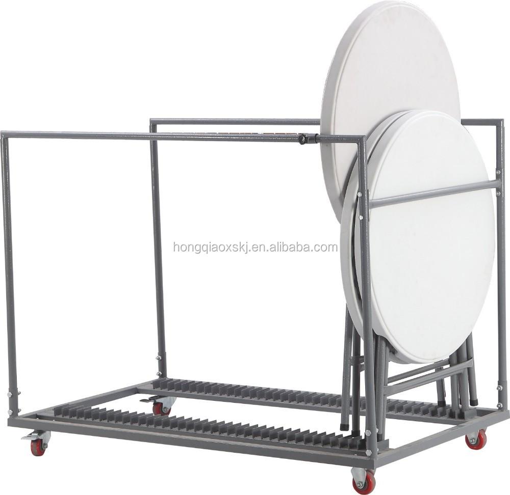 table ronde bar chariot panier table de bar dolley armature en acier pour table de bar table. Black Bedroom Furniture Sets. Home Design Ideas