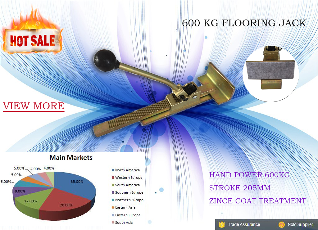 400 Kg Hand Power Hardwood Flooring Position Installation