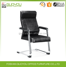 Luxury office chair High back visitor chair meeting chair for boss manager luxuty public place