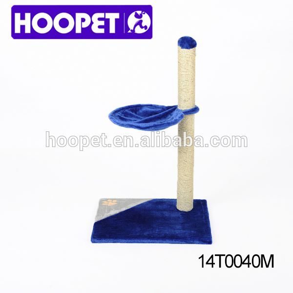 Small simple cat scratcher cat furniture condo cat bed tree furniture