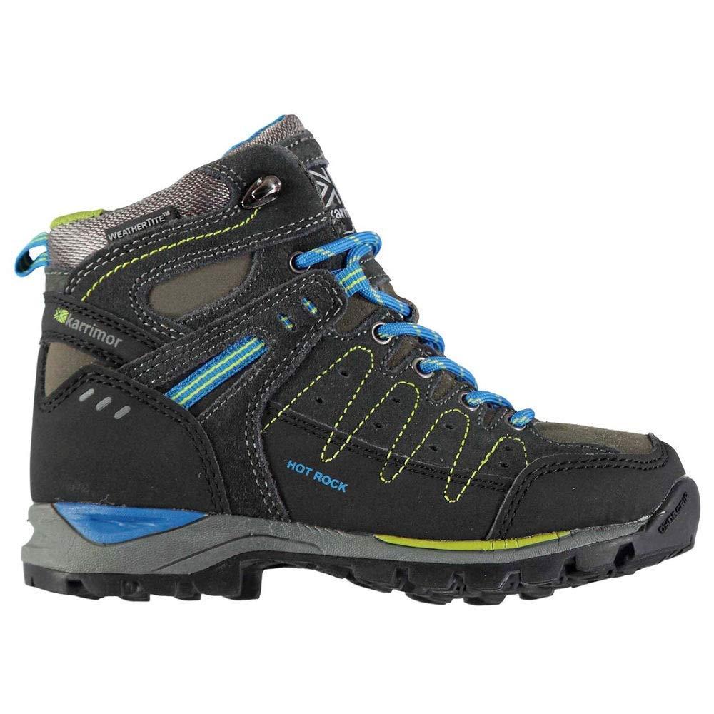 KARRIMOR Little Kids' Hot Rock Waterproof Mid Hiking Boots