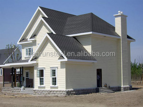 Prefabricated Light Steel Framing Prefab House
