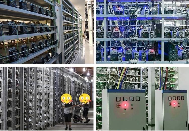 Great Blockchain 7nm SHA-256 algorithm ASIC Miner 20T 1700W Bitcoin ATM BTC Miner Avalon 921
