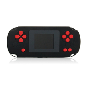 YLW Free Shipping Childhood Classic Mini Handheld Game Console 8 Bit Portable Console Built in 268 Games