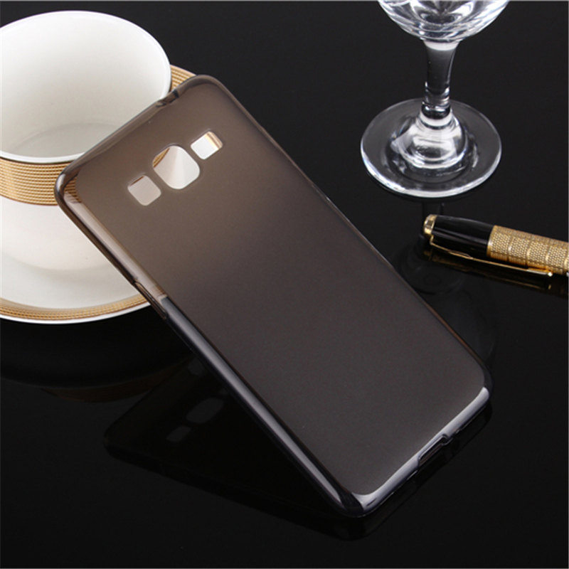Fashion TPU Slim Silicone Soft Cell Phone Protector Cover Case For samsung galaxy grand prime g530