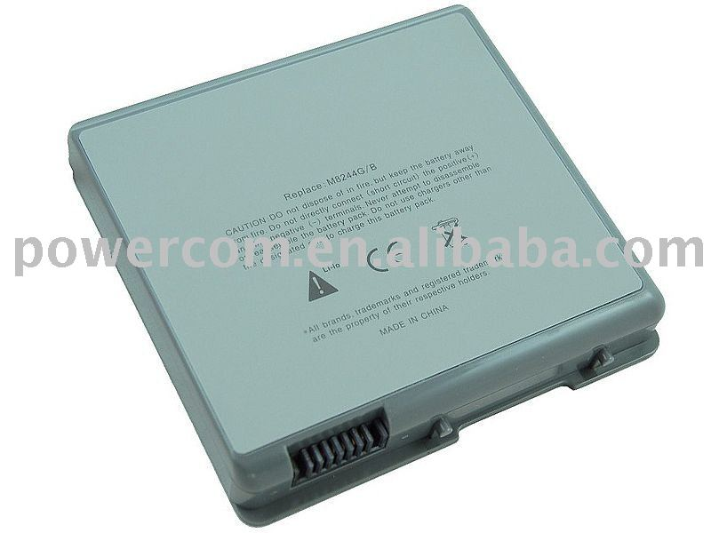 Laptop battery pack for M8244