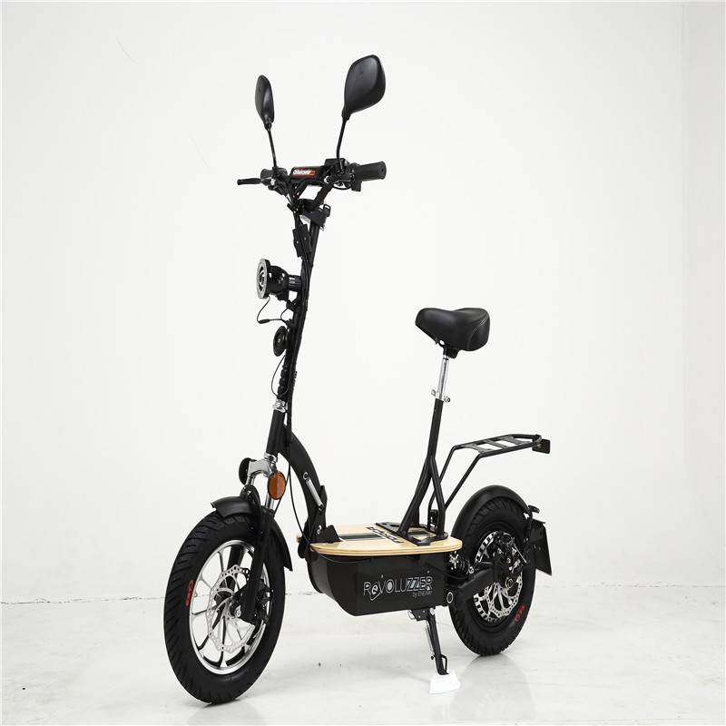 China 1200W best quality EEC approved street legal electric scooter