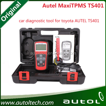 how to use autel maxitpms ts401