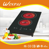 Electric cooking equipment ceramic cooking plate built in stove