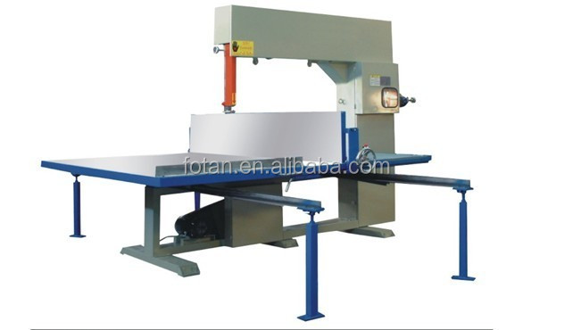 D Amp T Widely Used Band Saw Manual Cutting Foam Machine For