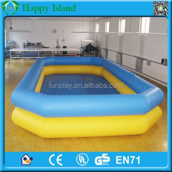 2016 kids zwembad games plastic grote opblaasbare zwembad for Zwembad plastic