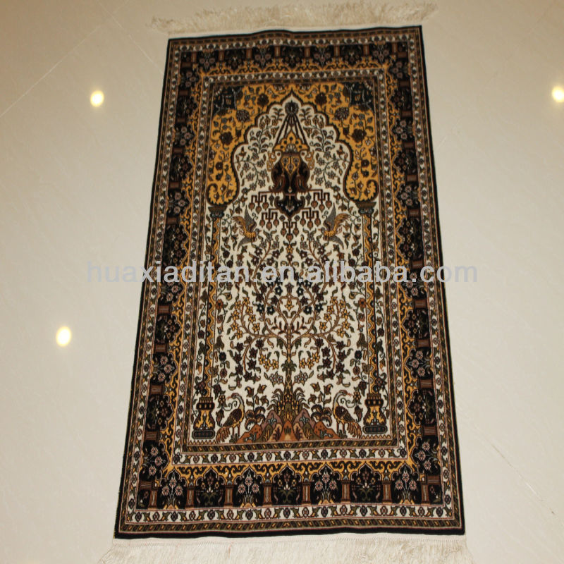 HandMade Jewel silk Carpet
