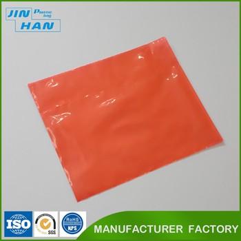 Plastic Material Biodegradable Colored Bags Pe Opp Pvc Bag