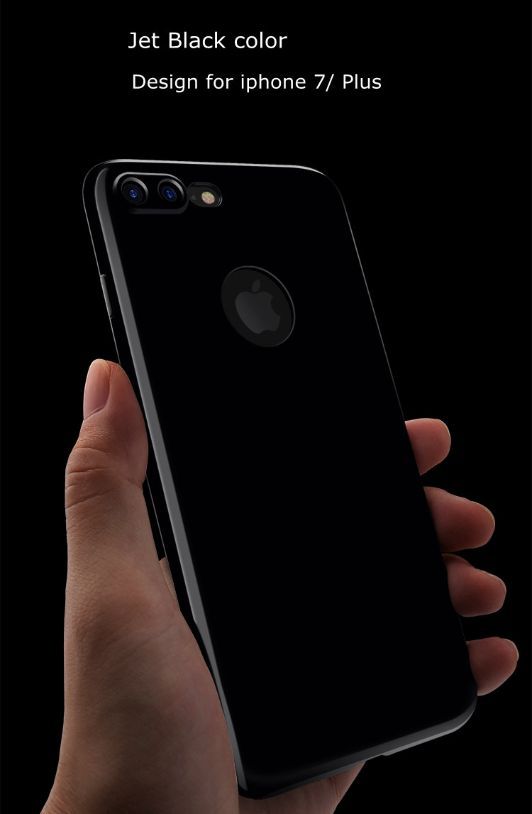 Case Iphone Slim Silicone Apple Logo 7 Plus Black Daftar Tpu 360 Full Cover 7g Softshell Hot Selling Ultra Thin Soft Mobile Phone Jet For
