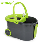 ISPINMOP new product separate bucket home use cleaning mop