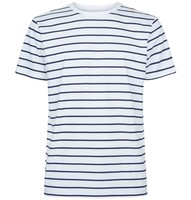 Yarn Dyed Striped Style Your Own Brand T-Shirt