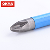 Type Customized 2 2 square recess double ended screwdriver bit 3 + craftsman 9-31794 slotted phillips screwdriver