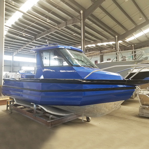 6.5m easy craft aluminum fishing boat