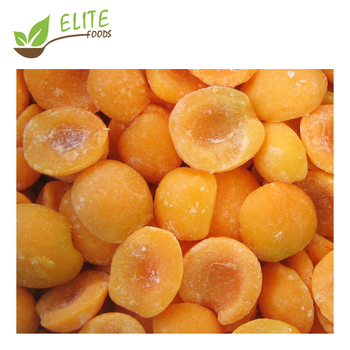 IQF Frozen Apricot Halves with Cheap Price