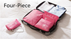 Customized Many Sets Large Travel Cosmetic Toiletry Case Bag