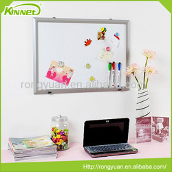 China manufacturer high quality magnetic writing dry erase board