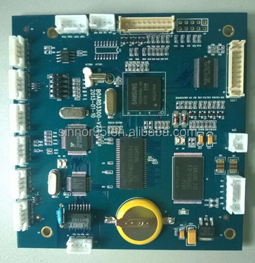 medical supplies wholesale mother board for vital sign monitor