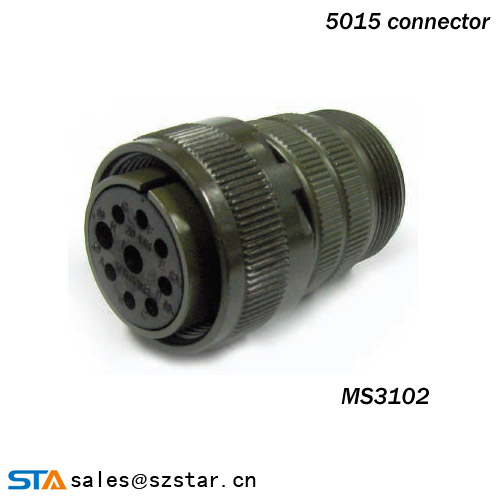 Japan DDK military different size connector