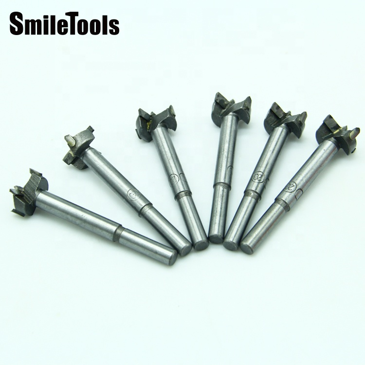 Woodworking tools tungsten carbide Forstner core drill bits for drilling hinge <strong>hole</strong> saw