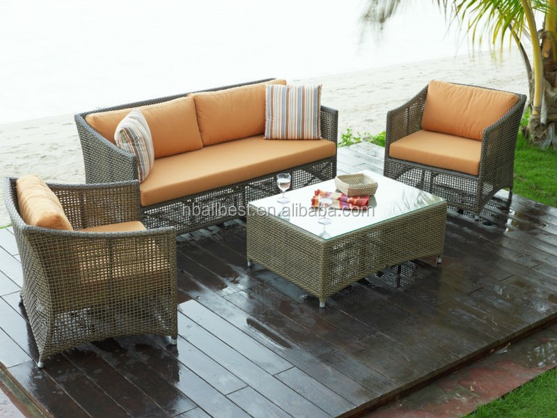 Garden Furniture In Pakistan comfortable wicker garden patio outdoor rattan sofa sets designs