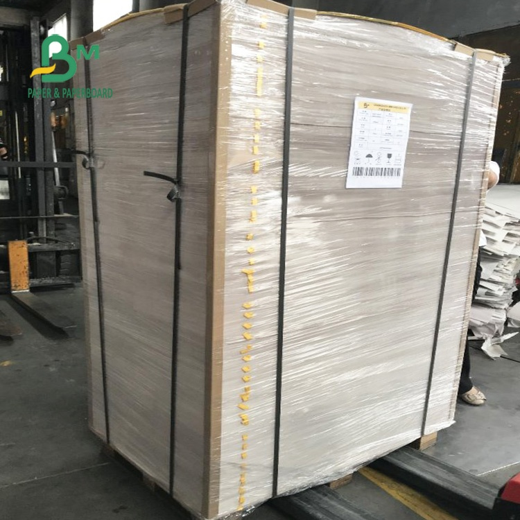 2019 Popular Sale Uncoated Recycled Pulp 45gsm Newsprint Paper in Sheet