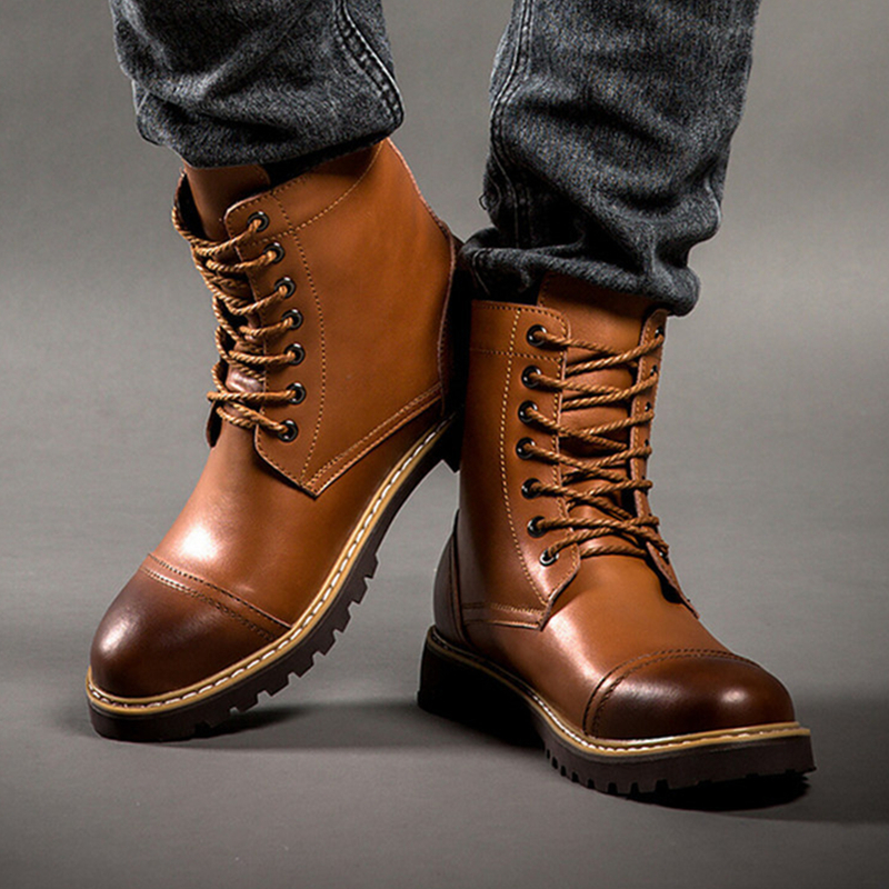 Boots For Men Fashion | Tsaa Heel
