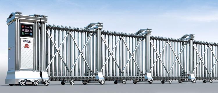 Automatic Retractable Sliding Gate Design Buy Gate